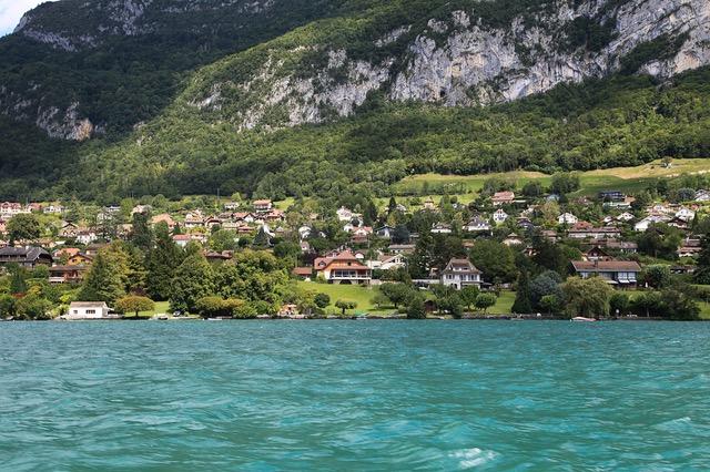 Annecy // Découverte de la Haute-Savoie // 11 avril au 17 avril 2021 = 859€