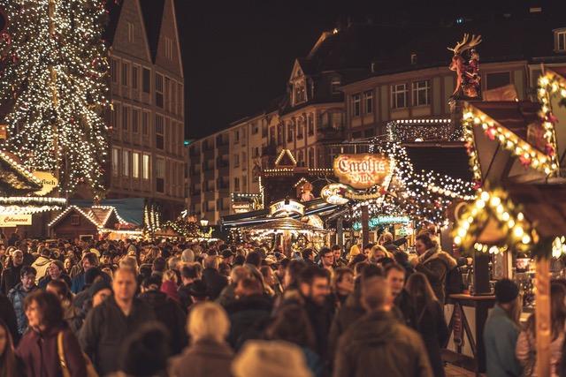 Marché de Noël en Alsace // 01 décembre 2021 au 04 décembre 2021 = 610€