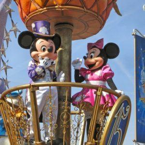 REPORTÉ : 17 AU 18 AVRIL 2021 – Disneyland Paris / 13 au 14 février 2021 / 2 jours, 2 parcs = 239€