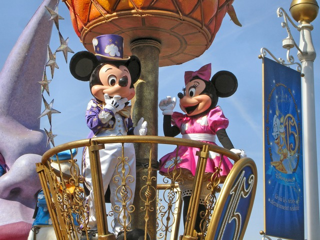 Disneyland Paris // 2 jours, 2 parcs // 17 au 18 avril 2021 = 239€