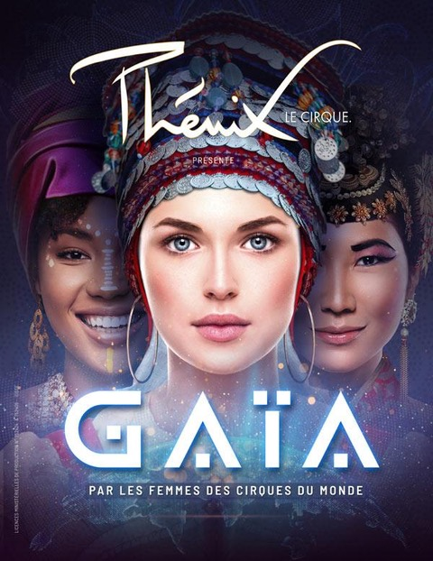 Cirque Phénix // Grand Hall Tours // 20 février 2022 = 74€