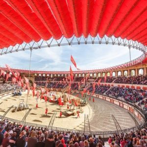 Puy du Fou // Grand parc & Cinéscénie // 10 juillet 2021 = 88€ adulte, 77€ enfant