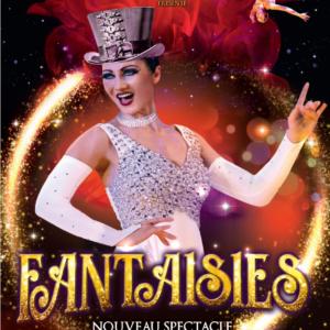 Cabaret Cirque National Palace // 7 novembre 2021 // FANTAISIES = 85€