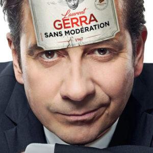 Laurent Gerra – Sans modération // Vinci Tours // 1 juin 2022 = 91€