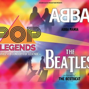 Pop Legends // Vinci Tours // 3 mars 2022 = 76€