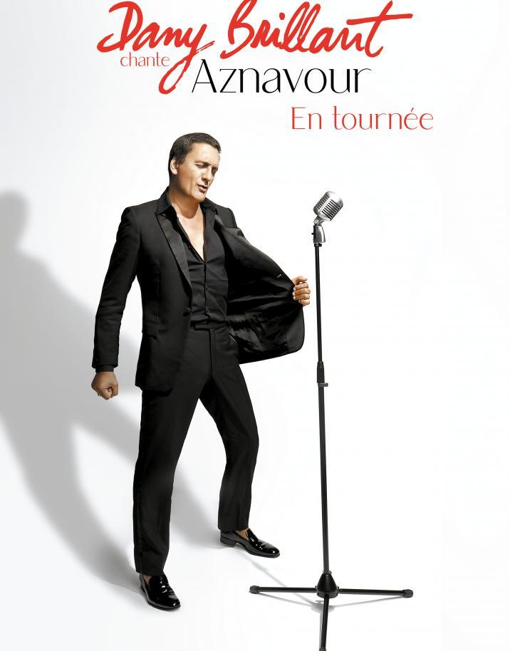Dany Brillant chante Aznavour // 4 mai 2022 = 76€