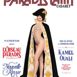 Paradis latin // 12 février 2022 // L'oiseau Paradis = 145€